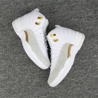 Air Jordan 12 Women Shoes AAA 010