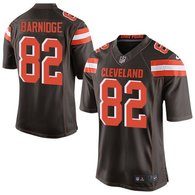 Nike Cleveland Browns -82 Gary Barnidge Brown Team Color Men's Stitched NFL New Elite Jersey