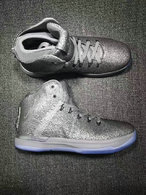 "Perfect Air Jordan XXXI ""Battle Grey"""