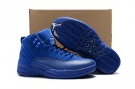 "Air Jordan 12 ""Deep Royal Blue"""