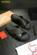 Christian Louboutin slippers (3)