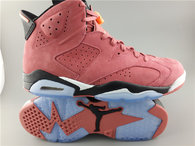 "Air Jordan 6 ""Red Suede"" Super Max Perfect"