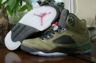 Perfect Air Jordan 5 Retro Fear Pack