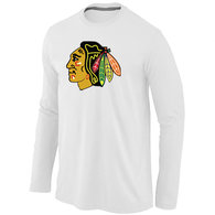 Chicago Blackhawks Long T-shirt  (7)