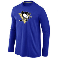 Pittsburgh Penguins Long T-shirt  (2)