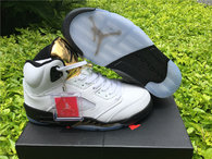 Super Max Perfect Air Jordan 5 Olympic