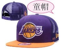 Los Angeles Lakers Kid Snapback Hat (1)