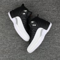 Air Jordan 12 Women Shoes AAA 011