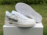 Authentic Off-White x Nike Air Force 1 White