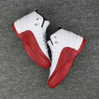 Air Jordan 12 Women Shoes AAA 013
