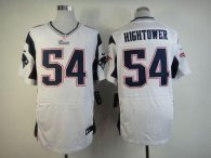 Nike New England Patriots -54 Dont'a Hightower White Mens Stitched NFL Elite Jersey