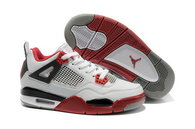 Air Jordan 4 women shoes AAA 017