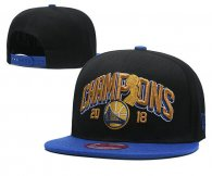 NBA Golden State Warriors Champion Snapback Hat (4)