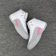 Air Jordan 12 Women Shoes AAA 014
