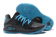 UA Curry 4 Basketball Low Shoes 008