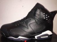"Air Jordan 6 ""Black Cat"" AAA"