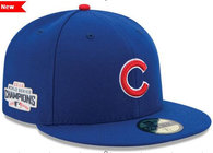 Chicago Cubs Champion New era 59fifty hat 002