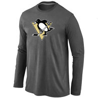 Pittsburgh Penguins Long T-shirt  (4)