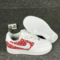 Supreme x Louis Vuitton x Nike Ai r Force 1 low