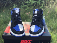 Authentic Air Jordan 1 High OG Blue white