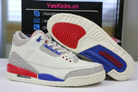 "Authentic Air Jordan 3 ""International Flight"""