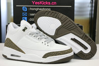 "Authentic Air Jordan 3 ""Mocha"""