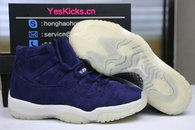 "Authentic Air Jordan 11 PRM ""Jeter"""