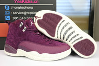 "Authentic Air Jordan 12 ""Bordeaux"""