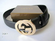 Gucci Belts AAA (438)