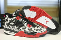 "Authentic Air Jordan 4 ""Tattoo"""