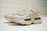 Gucci Rhyton Vintage Trainer Sneaker Women Shoes (7)