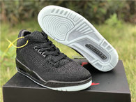 "Authentic Air Jordan 3 Flyknit ""Black"""