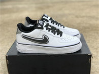 "Authentic NBA x Nike Air Force 1 Low ""Spurs"""