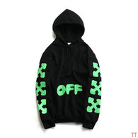 OFF-WHITE Hoodies (186)