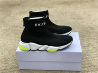 Authentic Balenciaga Speed Trainer 2.0 Black Green