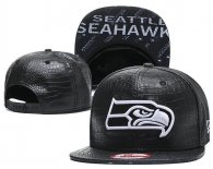 NFL Seattle Seahawks Snapback Hat (266)
