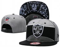 NFL Oakland Raiders Snapback Hat (450)