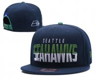 NFL Seattle Seahawks Snapback Hat (268)