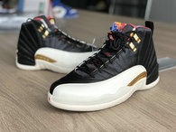 "Authentic Air Jordan 12 ""CNY"" 2019"