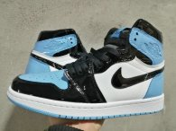 Air Jordan 1 Women Shoes AAA (16)
