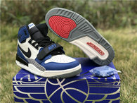 "Authentic Air Jordan Legacy 312 ""Storm Blue"""