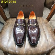 Gucci Leather Shoes (1)
