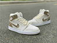 Authentic Air Jordan 1 Retro High Snakeskin