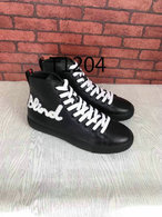 Gucci High Top Shoes (113)