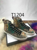 Gucci High Top Shoes (124)