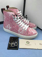 Gucci High Top Shoes (118)