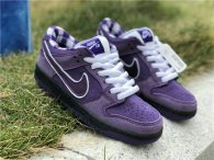 "Authentic Concepts x Nike SB Dunk Low ""Purple Lobster"""