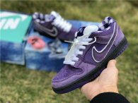 "Authentic Concepts x Nike SB Dunk Low ""Purple Lobster"" (women)"