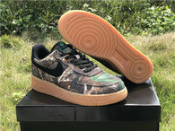 "Authentic Nike Air Force 1 Low ""Realtree"" Black"