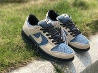 Authentic Nike Dunk SB Low Cream/Blue